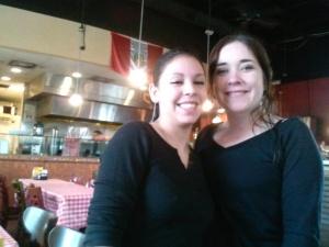 Annie waitress